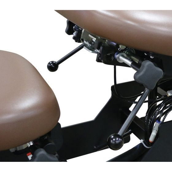 Pivotal Breakaway/Elevating Chest For Pivotal ES2000 - Table Not Included
