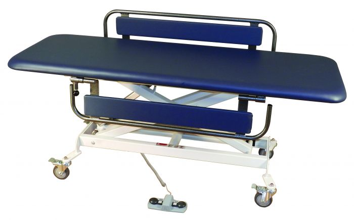 Changing Table With Side Rails - 72