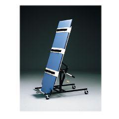Tilt Table, Economy Manual, Upholstered, 28 X 78 X 32 Inch