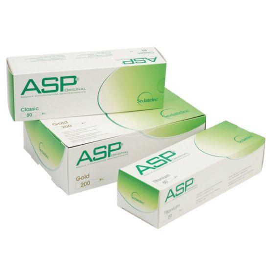 Asp Semi-Permanent Ear Needles