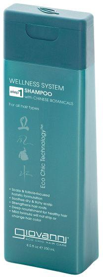 Giovanni Welness System Chinese Herbs Shampoo