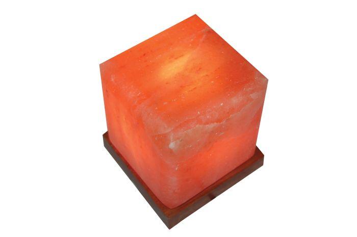 Cube Salt Lamp