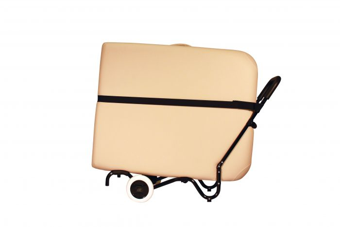 NRG Sporty Cart With Telescoping Handle And Strap
