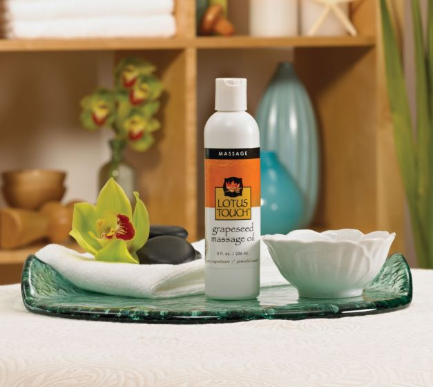 Lotus Touch Grapeseed Oil