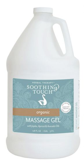 Soothing Touch® Organics Massage Gel