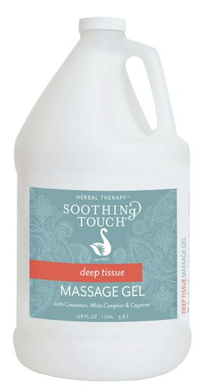 Soothing Touch® Deep Tissue Massage Gel