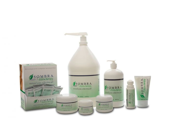 Sombra Pain Relieving Warming Gel