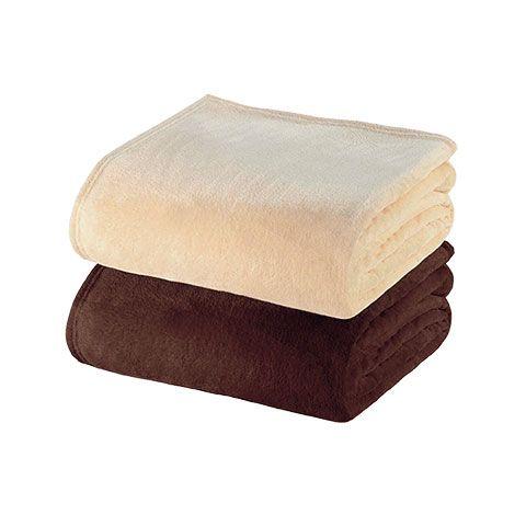 Earthlite® Premium Microfiber Fleece Blanket