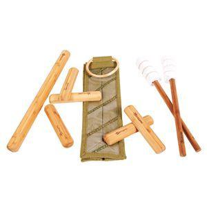 Warm Bamboo Stick Set