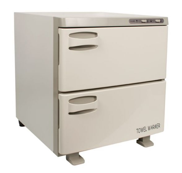 Hot Towel Cabinet Large Double Size 2 Swing Doors