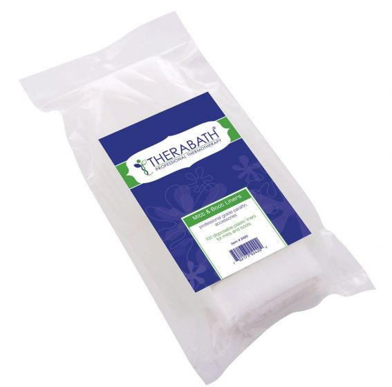 Liners For Therabath Pro Mitts & Booties, 100/Pack