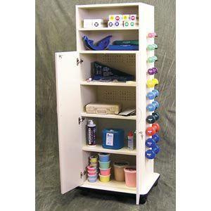 Elements Cabinet Rac W/ Doors Plus