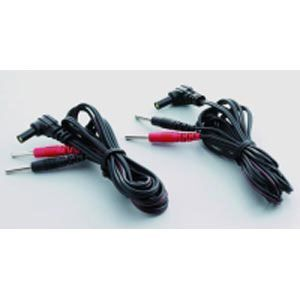 Tens Unit Lead Wires - Shielded Round Connector