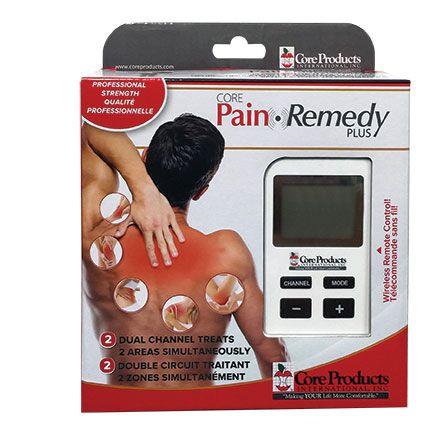 Core® Pain Remedy Plus Wireless Tens