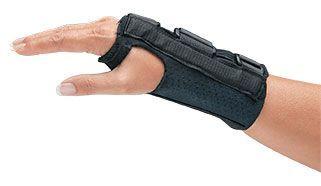 Comfort Cool® Firm D-Ring Wrist Splint