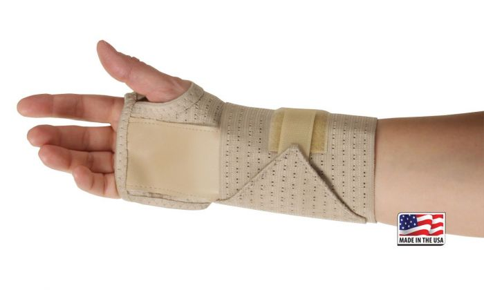 Ambidextrous Splint Wrist Brace