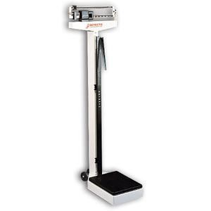 Detecto Balance Beam Scale With Height Rod