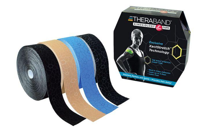 TheraBand™ Kinesiology Tape, Bulk Roll - 2