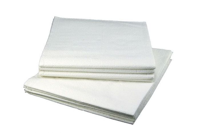 Drape Sheets, Tissue Exam,White, 40