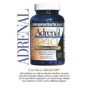 Less Stress Adrenal 240