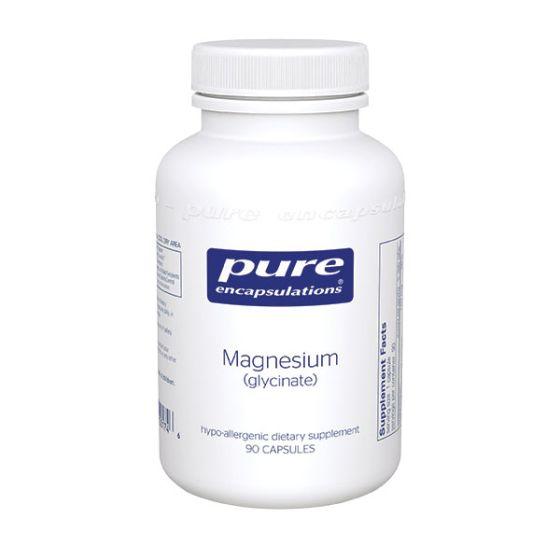 Pure Encapsulations Magnesium Glucinate 90/Btl