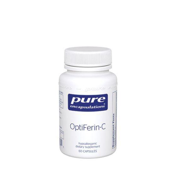 Pure Encapsulations Optiferin-C 60 Capsules/Btl