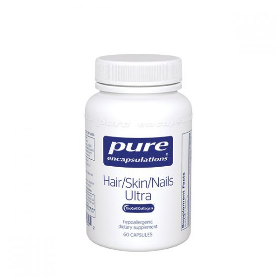 Pure Encapsulations Hair/Skin/Nails Ultra 60/Btl