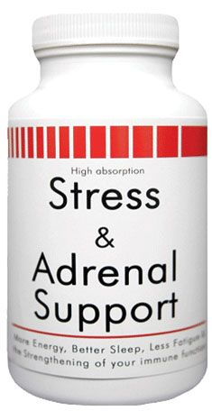 New Health Products - Stress & Adrenal Support