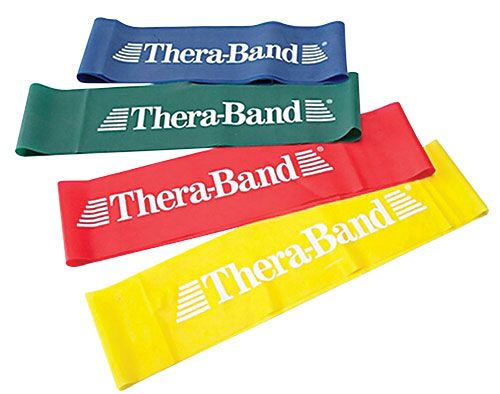 TheraBand® Professional Resistance Band Loops