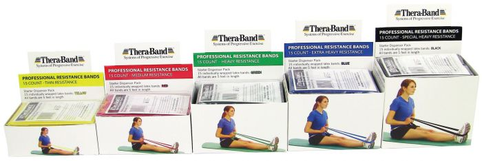 Thera-Band Starter Dispenser Pack