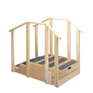 Low Profile Training Stairs