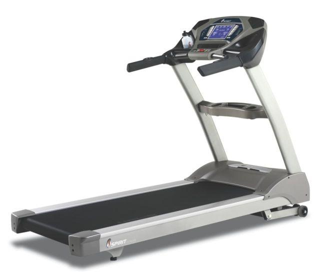 Spirit Fitness Xt 685 Treadmill