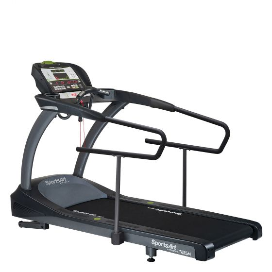 SportsArt Medical Treadmill Model T655MS