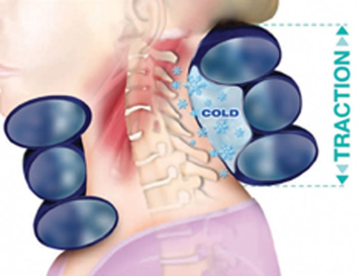 ChiroTrac DT With Cold Therapy