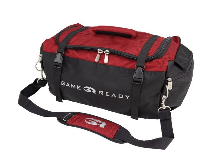 Game Ready Wrap Bag,Holds Up To 10 Wra Ps