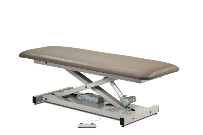Open Base Power Table with One piece top