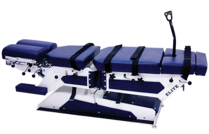 Elite Manual Flexion Table with Elevation