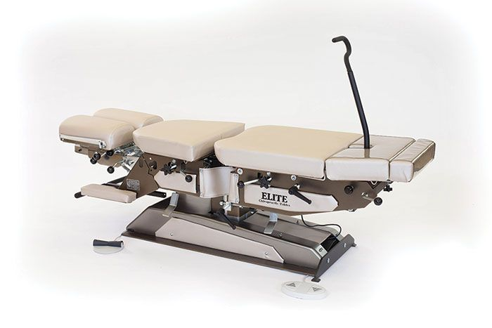 Elite Manual Flexion Table With Elevation - 3 Drops