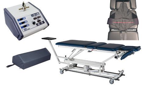 Complete Lumbar Traction System