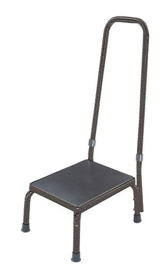 Hausmann Bariatric Xl Stepstool With Handrail 2Pk