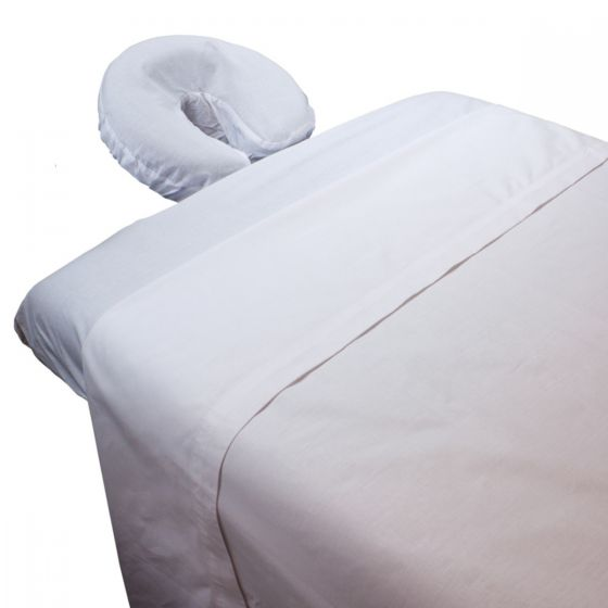 Body Linen Simplicity™ Poly-Cotton Sheet Sets