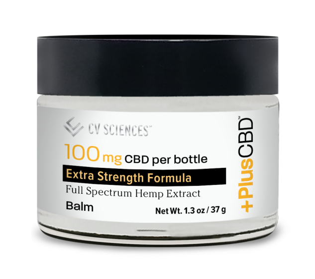 +PlusCBD™ Balm Extra Strength Formula, 1.3 oz.