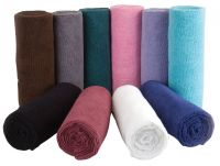 Softees Stain Resistant Microfiber Towel 10ct