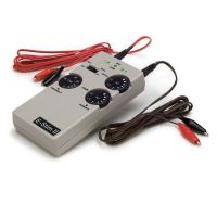 E-Stim II® Dual Channel Stimulator with Milliamp & Microamp Current