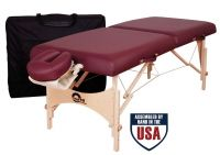 """Oakworks """"One"""" Table with NRG Carry Case"""