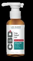 Lab+Blends® CBD Pain Relief Gel