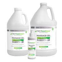 CBD TheraReleaf™ Professional Massage Gel Regular Strength