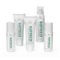 Biofreeze® Professional Buy 19 Tubes & 360° Sprays GET 5 Each FREE