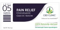 CBD CLINIC™ Clinical Strength Topical Analgesics – 1 gm Sample Packets Level 5 - 20/Pk.
