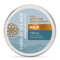 Charlotte's Web™ Hemp Infused Balm With CBD